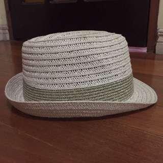 Ever New Fedora Beach Hat