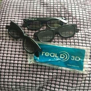 3D眼鏡(睇戲用~)