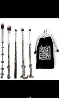 Bn harry potter 5pc make up brush