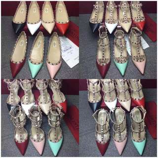 Valentino flats and heels 0061