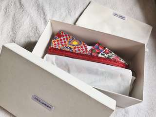 Dolce and Gabbana Espadrilles