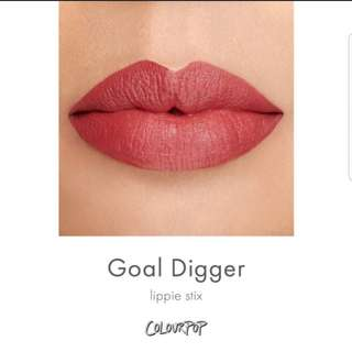ColourPop Lippie Stix (Goal Digger)