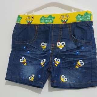 Spongebob Shorts