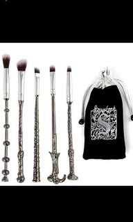 Bnip make up brush 5 piece harry potter