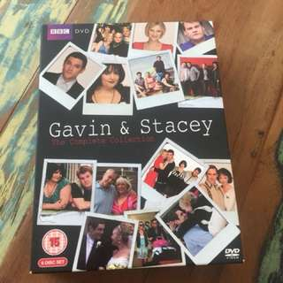 Gavin and Stacy DVD Box Set