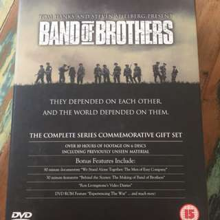 Band of Brothers complete commemorative gift set