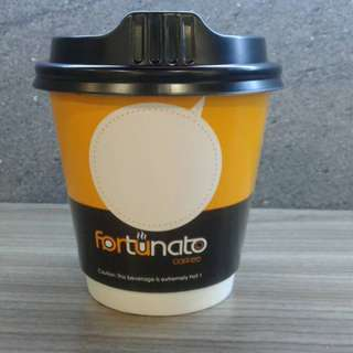 Clearance Price - 8oz Double Layer Paper Cup