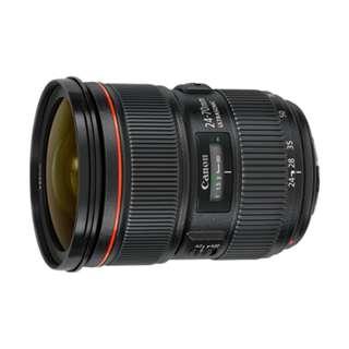 EF24-70mm f/2.8L II USM