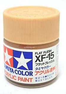 Tamiya Flat Flesh XF-15 Acrylic Paint