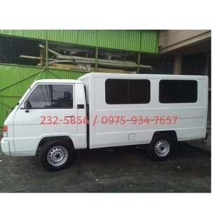L300 for rent