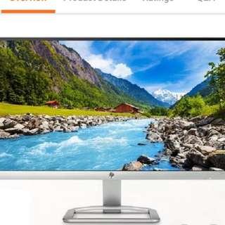 Gaming computer monitor