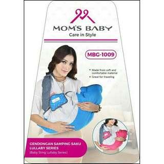 Gendongan Bayi Samping/MOMS BABY MBG 1009
