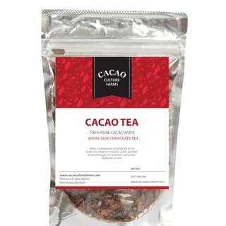 Cacao Tea Loose Husk Chocolate Tea