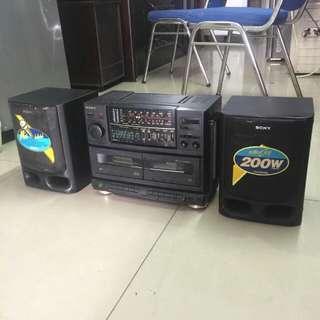 Tape Compo Sony