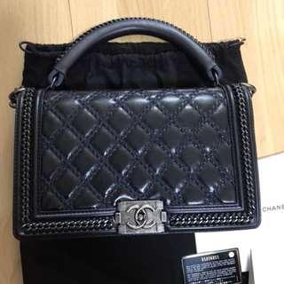 Chanel boy Chanel 手袋 全新