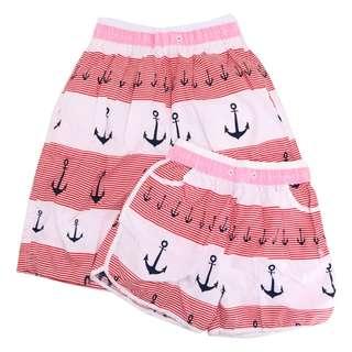 Couple Shorts Beach Wear Swim Wear