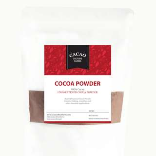 Cocoa Powder 100% Pure and Unsweetened & Alkalized