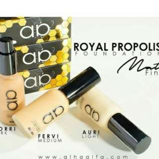 AA Royal Propolis Foundation