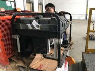 Pramac ES5500X 5.5KW Portable Generator Set @ $200