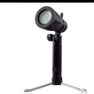 2pcs Led table light