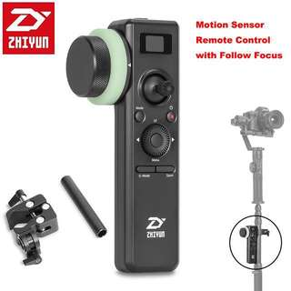 Bundle zhiyun crane 2 remote control with zhiyun monopod