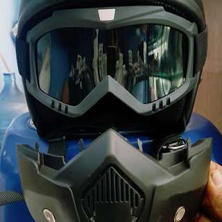 Google mask
