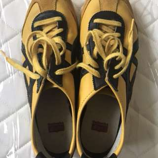 Yellow Tiger Onitsuka