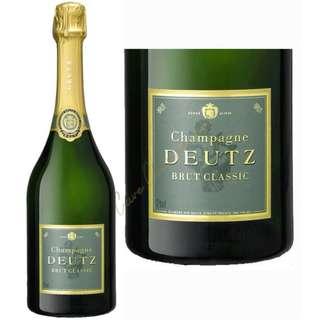 Deutz Brut Classic Champagne NV (法國 Deutz NV 香檳)