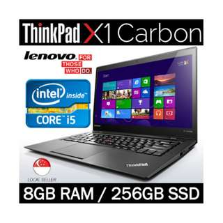 lenovo thinkpad x1 carbon i5 4Gen laptop