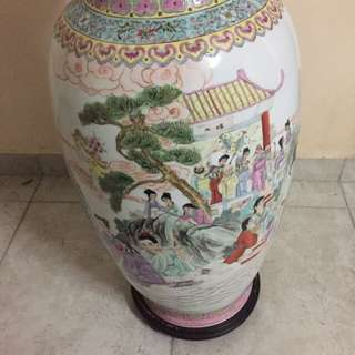 Chinese Vase 82cm height