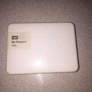 Western Digital My Passport Ultra 3tb