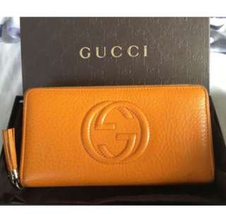 Gucci Soho Disco Wallet