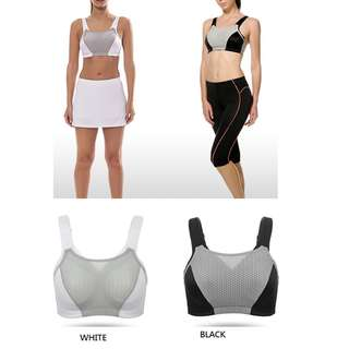 Pre-Orders Women's Medium-High impact plus size sports bra