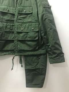 Engineered garments Nigel cabourn Wtaps