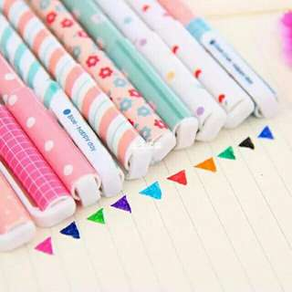 Cute Colored Pens