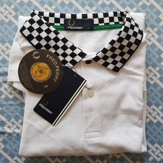 Fred Perry Racing Polo 45th Anniversary