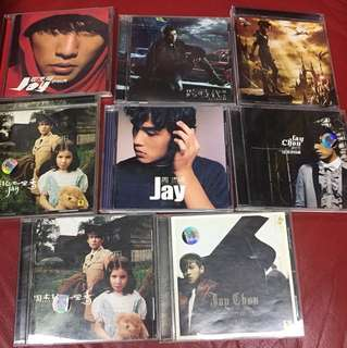 Jay Chou collection