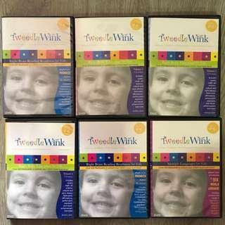 TweedleWink DVD