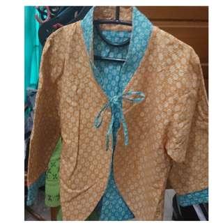 G07 Cardigan Batik