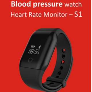 Trendwoo Blood Pressure Watch