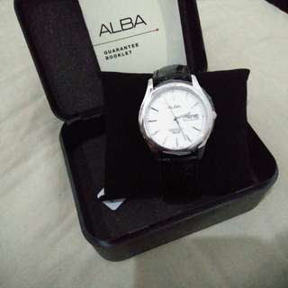 Alba Unisex Hand watch, jm tangan edisi salah beli
