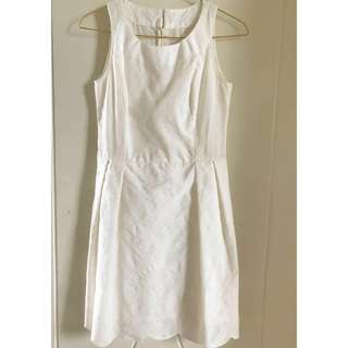French embroiderywhite dress