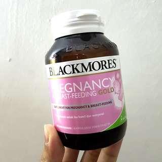 Blackmores New Segel