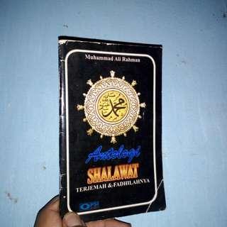 Antologi Sholawat