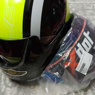 Helmet XDOT G118 Jet Star