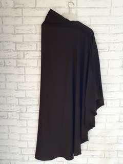 (NEW) Jilbab ceruti kombinasi opnaisel