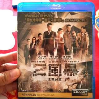 Used Z Storm (Louis Koo) By Mail Only