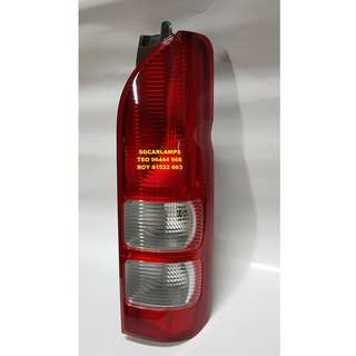 TOYOTA HAICE KDH200 TAIL LIGHTS / TAIL LAMPS (NEW)