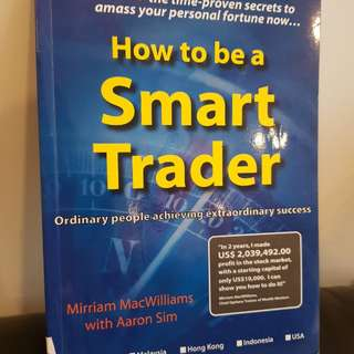 How to be a smart trader
