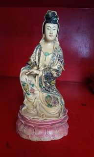 Guan yin god of mercy